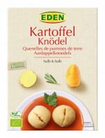 Knödel, Puffer & Püree - glutenfrei
