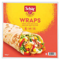 Pizzaböden & Wraps - glutenfrei