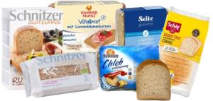 Glutenfreies Brot bei GlutenfreiGenießen