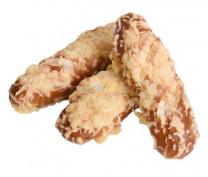 Käse-Laugenstangen frisch gebacken