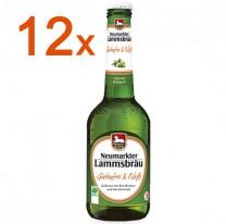 Lammsbräu Glutenfrei & Weiß Weißbier 12 FL.