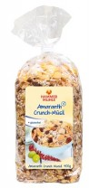 Amaranth-Crunch-Müsli