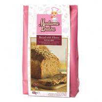 Backmischung für ballaststoffreiches Brot