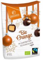 Bio Orange in Zartbitterschokolade