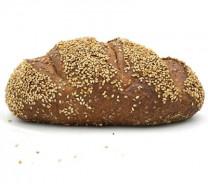 Bio Sesam-Honig-Brot frisch gebacken
