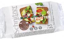 Bio Black Quinoa Schnitten