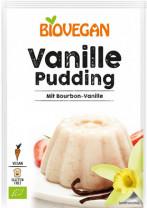 Vanille Pudding mit Bourbon-Vanille