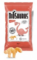 Biosaurus Ketchup Mais-Snack