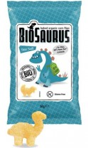 Biosaurus Sea Salt Mais-Snack