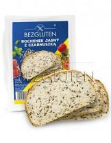 Glutenfreies Brot mit Sonnenblumen und Leinsamen