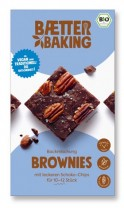 Bio Backmischung Brownies