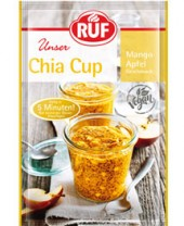 Chia Cup Apfel Mango Geschmack