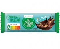 No Sugar Added Chocolate Hazelnut Riegel