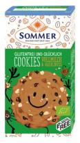 Bio Cookies Vollmilch & Haselnuss
