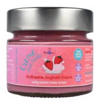 Creme ohne Sünde - Erdbeere-Joghurt