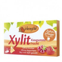 Xylit Kaugummi Frucht