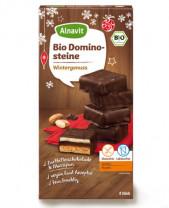 Bio Dominosteine mit Zartbitterschokolade