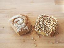 Bio Kern-Semmeln frisch gebacken