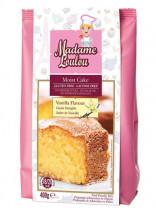 Backmischung für Vanillekuchen