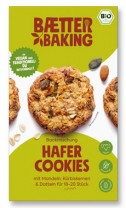 Bio Backmischung Hafer Cookies