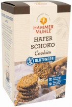 MHD***24.02.21 Hafer Schoko Cookies