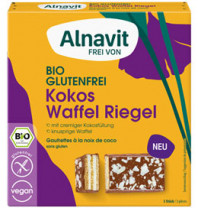Bio Kokos Waffel Riegel