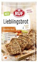 Lieblingsbrot Karotte-Nuss Brotbackmischung