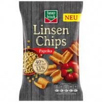 Linsen Chips Paprika