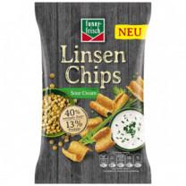 Linsen Chips Sour Cream