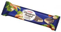 Marzipan-Nougat in Zartbitterschokolade