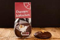 Bio Orangen- Lebkuchen frisch gebacken