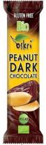 Bio Peanut Dark Chocolate Riegel