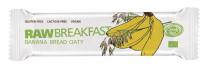 RAW Breakfast Banana Bread Oaty