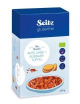 Bio Rote Linse + Süßkartoffel Nudeln