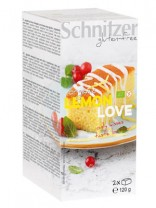 Bio Lemon Love Kuchen