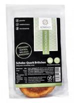 Glutenfreie Schoko-Quark Brötchen