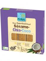 Sesam-Chia-Kokos-Riegel