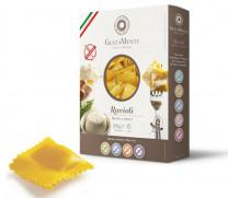 Glutenfreie Ravioli mit Ricotta & Spinatfüllung