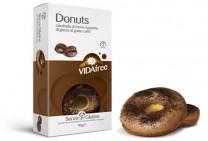 Glutenfreie Donuts Kaffee
