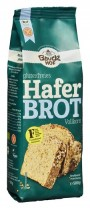 Glutenfreies Haferbrot Vollkorn