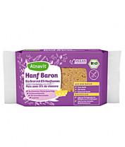 Hanf Baron Bio Brot mit Hanfsamen
