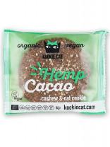 Bio Hanfsamen Kakao Keks