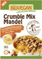 Crumble Mix Mandel