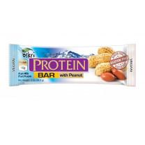 Proteinriegel mit Erdnüssen