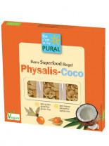 Physalis-Kokos-Riegel