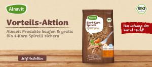 Gratis Spirelli von Alnavit - Bei Glutenunverträglichkeit hier einkaufen!