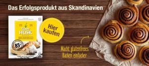Flohsamenschalenpulver von Fiber Husk - Bei Glutenunverträglichkeit hier einkaufen!