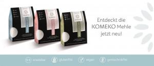 Komeko - glutenfreies Mehl - Bei Glutenunverträglichkeit hier einkaufen!