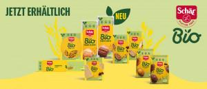 Neu Schär Bio Sortiment - Bei Glutenunverträglichkeit hier einkaufen!