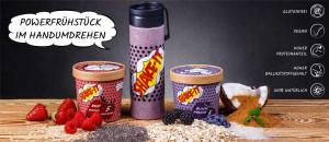 Glutenfreie Getreidedrinks von Shake-it - Bei Glutenunverträglichkeit hier einkaufen!